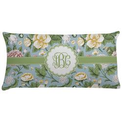 Vintage Floral Pillow Case (Personalized)