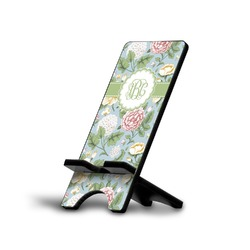 Vintage Floral Cell Phone Stands (Personalized)