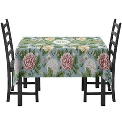 Vintage Floral Tablecloth (Personalized)