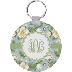 Vintage Floral Keychains - FRP (Personalized)