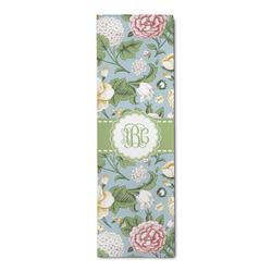 Vintage Floral Runner Rug - 3.66'x8' (Personalized)