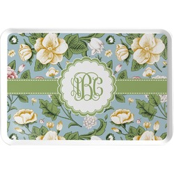 Vintage Floral Serving Tray (Personalized)