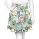 Vintage Floral Skater Skirt (Personalized)