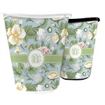 Vintage Floral Waste Basket (Personalized)