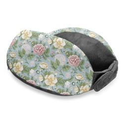 Vintage Floral Travel Neck Pillow