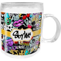 Graffiti Acrylic Kids Mug (Personalized)