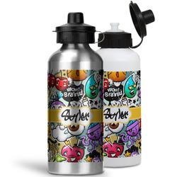 Graffiti Water Bottles- Aluminum (Personalized)