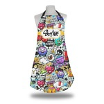 Graffiti Apron (Personalized)