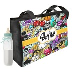 Graffiti Diaper Bag (Personalized)