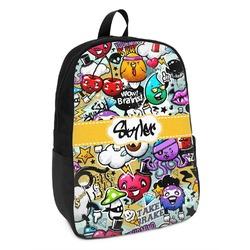 Graffiti Kids Backpack (Personalized)