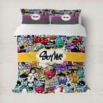 Graffiti Duvet Covers (Personalized)