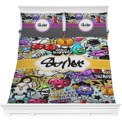 Graffiti Comforters (Personalized)