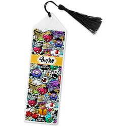 Graffiti Book Mark w/Tassel (Personalized)