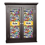 Graffiti Cabinet Decal - Custom Size (Personalized)