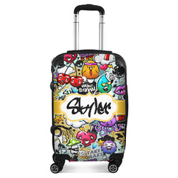 Graffiti Suitcase (Personalized)