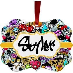 Graffiti Ornament (Personalized)