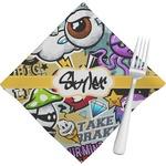 Graffiti Napkins (Set of 4) (Personalized)