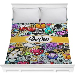Graffiti Comforter (Personalized)
