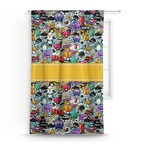 Graffiti Curtain (Personalized)