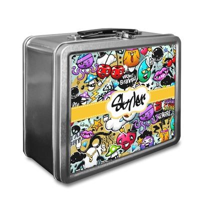 Graffiti Lunch Box (Personalized)