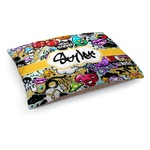 Graffiti Dog Bed (Personalized)