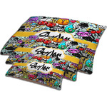 Graffiti Dog Bed w/ Name or Text