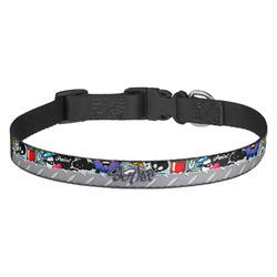 Graffiti Dog Collar (Personalized)