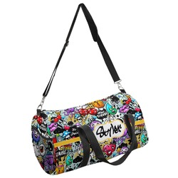 Graffiti Duffel Bag (Personalized)