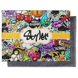 Graffiti Microfiber Screen Cleaner (Personalized)