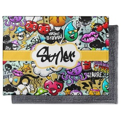 Graffiti Microfiber Screen Cleaner (Personalized)