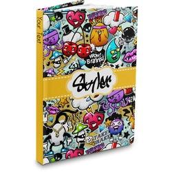 Graffiti Hardbound Journal (Personalized)
