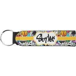 Graffiti Keychain Fob (Personalized)