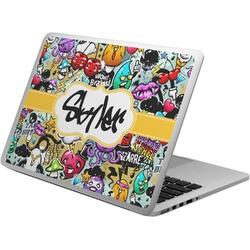 Graffiti Laptop Skin - Custom Sized (Personalized)