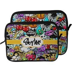 Graffiti Laptop Sleeve / Case (Personalized)