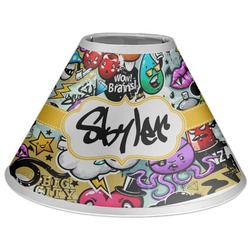 Graffiti Coolie Lamp Shade (Personalized)