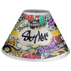 Graffiti Coolie Lamp Shade (Personalized)