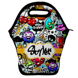 Graffiti Lunch Bag (Personalized)