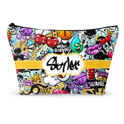 Graffiti Makeup Bags (Personalized)