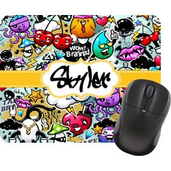 Graffiti Mouse Pad (Personalized)