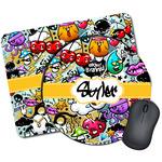 Graffiti Mouse Pads (Personalized)