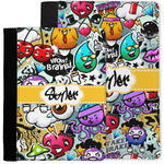 Graffiti Notebook Padfolio w/ Name or Text