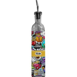 Graffiti Oil Dispenser Bottle (Personalized)