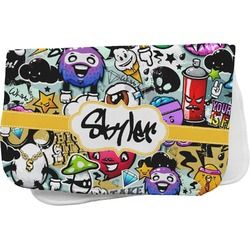 Graffiti Burp Cloth (Personalized)