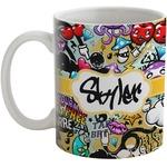 Graffiti Coffee Mug (Personalized)