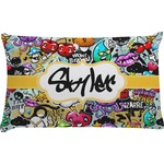 Graffiti Pillow Case (Personalized)