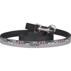 Graffiti Pet / Dog Leash (Personalized)