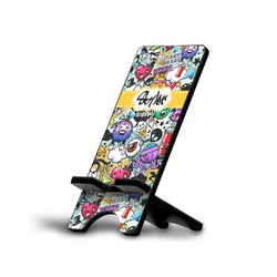 Graffiti Cell Phone Stands (Personalized)
