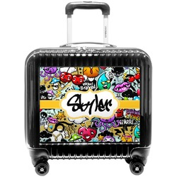 Graffiti Pilot / Flight Suitcase (Personalized)