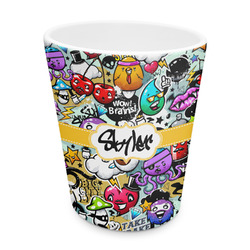 Graffiti Plastic Tumbler 6oz (Personalized)