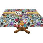Graffiti Tablecloth (Personalized)